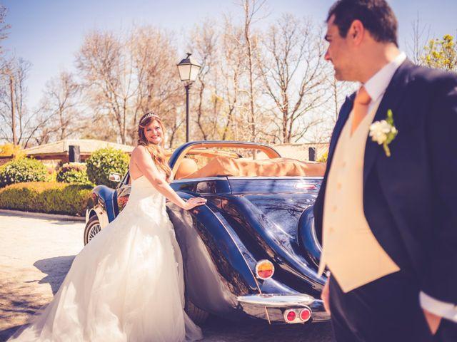 La boda de Sergio y Marian en Miraflores De La Sierra, Madrid 69