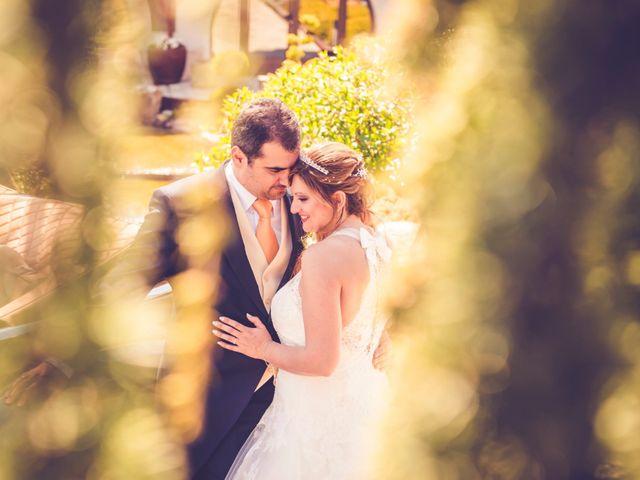 La boda de Sergio y Marian en Miraflores De La Sierra, Madrid 70