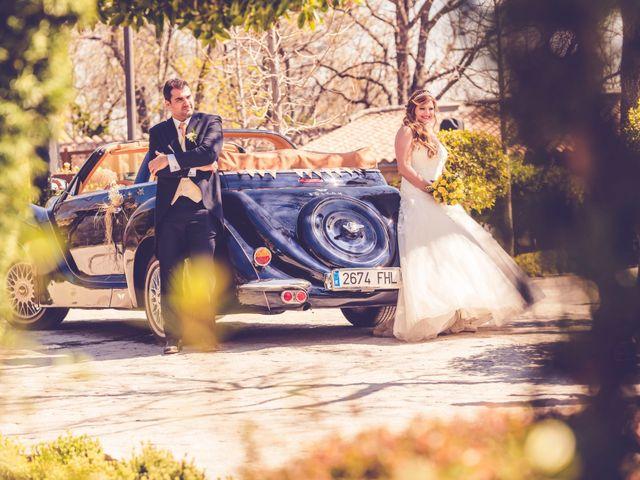La boda de Sergio y Marian en Miraflores De La Sierra, Madrid 72