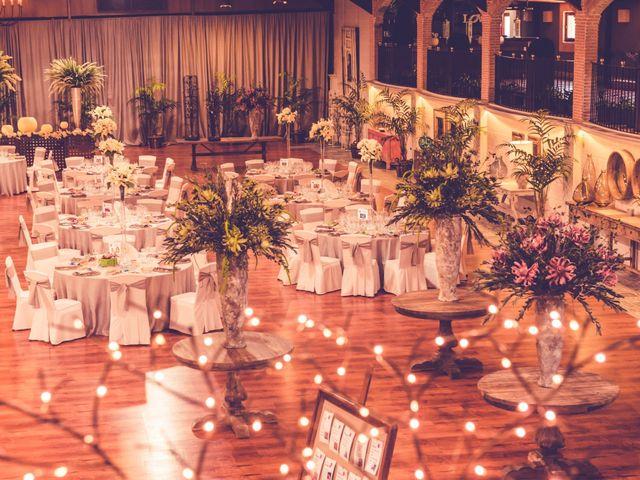 La boda de Sergio y Marian en Miraflores De La Sierra, Madrid 78