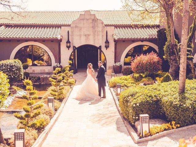 La boda de Sergio y Marian en Miraflores De La Sierra, Madrid 81