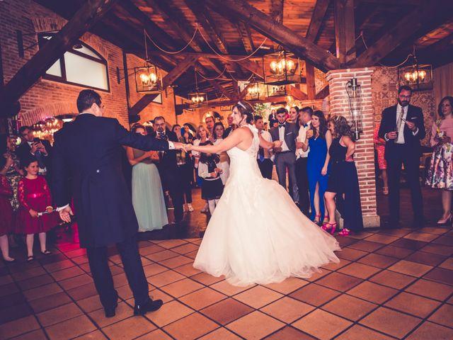 La boda de Sergio y Marian en Miraflores De La Sierra, Madrid 85