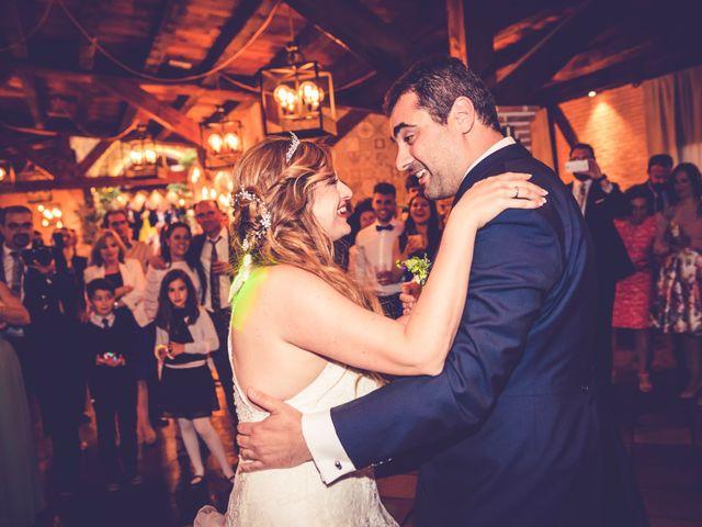 La boda de Sergio y Marian en Miraflores De La Sierra, Madrid 86