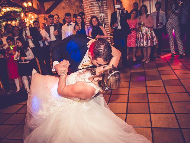 La boda de Sergio y Marian en Miraflores De La Sierra, Madrid 87
