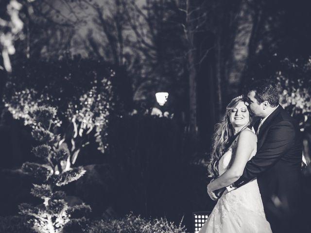 La boda de Sergio y Marian en Miraflores De La Sierra, Madrid 2