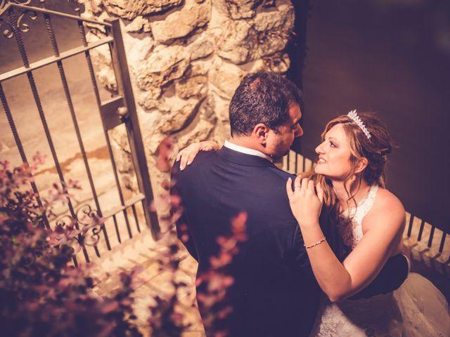La boda de Sergio y Marian en Miraflores De La Sierra, Madrid 91