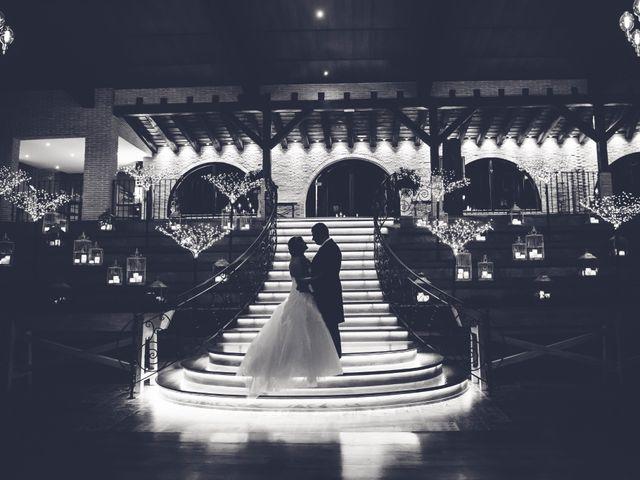 La boda de Sergio y Marian en Miraflores De La Sierra, Madrid 92