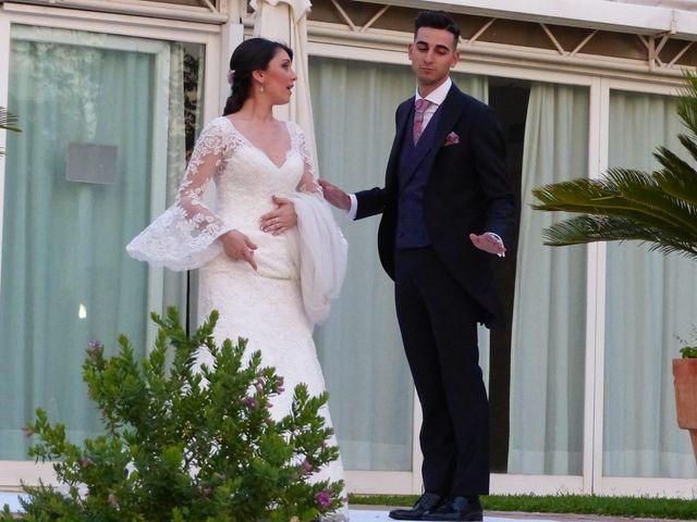La boda de Beatriz y José