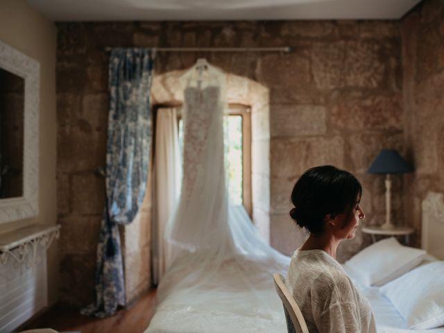 La boda de Ricardo y Eva en Santa Gadea Del Cid, Burgos 11