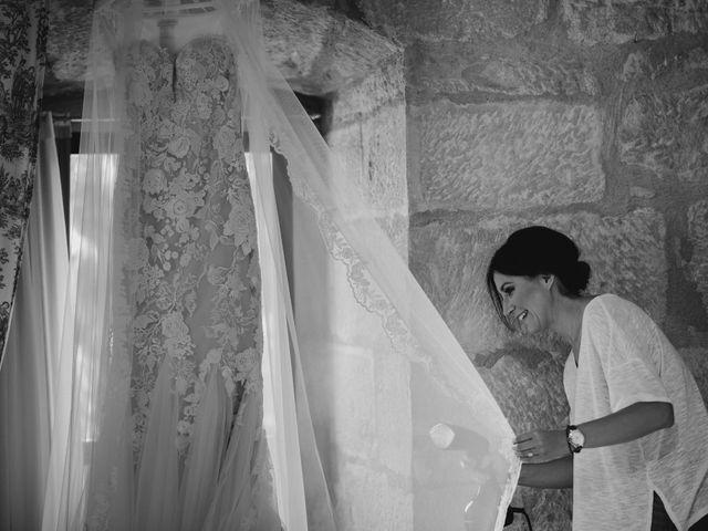 La boda de Ricardo y Eva en Santa Gadea Del Cid, Burgos 15