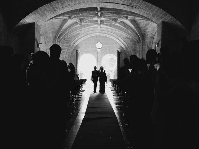 La boda de Ricardo y Eva en Santa Gadea Del Cid, Burgos 47