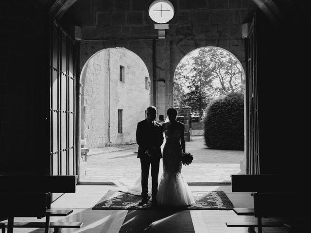 La boda de Ricardo y Eva en Santa Gadea Del Cid, Burgos 49