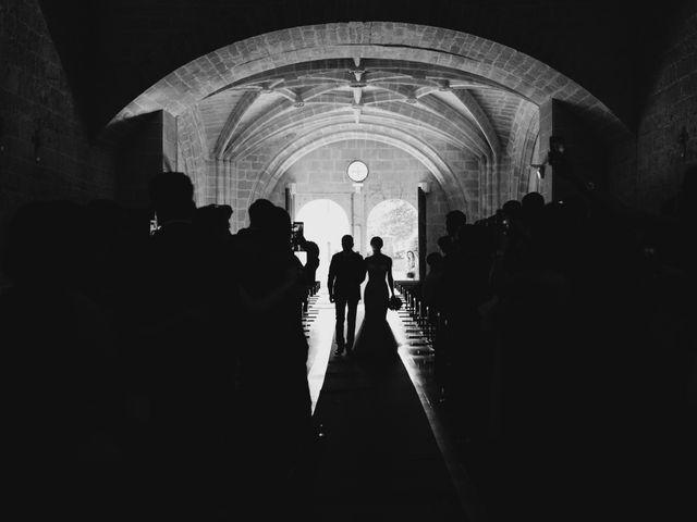 La boda de Ricardo y Eva en Santa Gadea Del Cid, Burgos 50