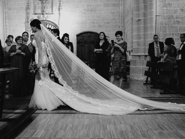 La boda de Ricardo y Eva en Santa Gadea Del Cid, Burgos 51