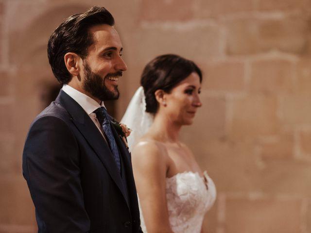 La boda de Ricardo y Eva en Santa Gadea Del Cid, Burgos 53