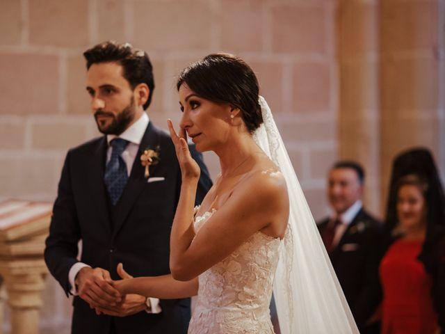 La boda de Ricardo y Eva en Santa Gadea Del Cid, Burgos 58