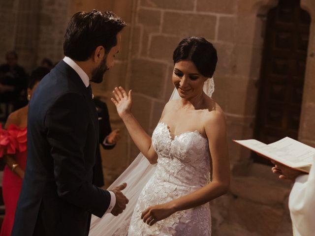 La boda de Ricardo y Eva en Santa Gadea Del Cid, Burgos 59