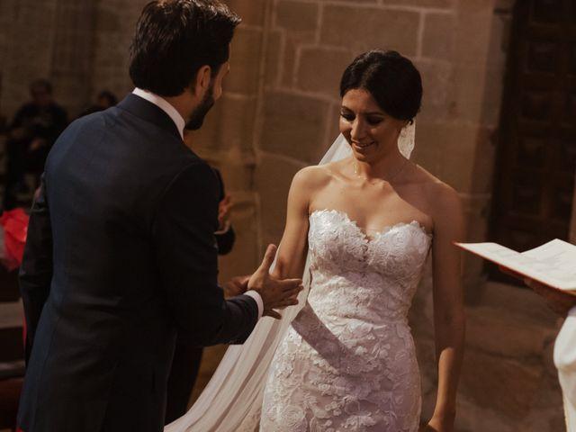 La boda de Ricardo y Eva en Santa Gadea Del Cid, Burgos 60