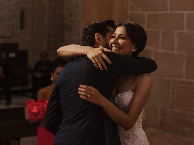 La boda de Ricardo y Eva en Santa Gadea Del Cid, Burgos 61