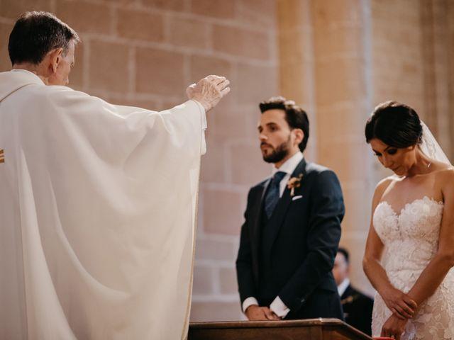La boda de Ricardo y Eva en Santa Gadea Del Cid, Burgos 62