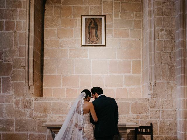 La boda de Ricardo y Eva en Santa Gadea Del Cid, Burgos 64