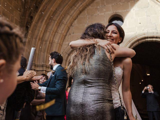 La boda de Ricardo y Eva en Santa Gadea Del Cid, Burgos 68