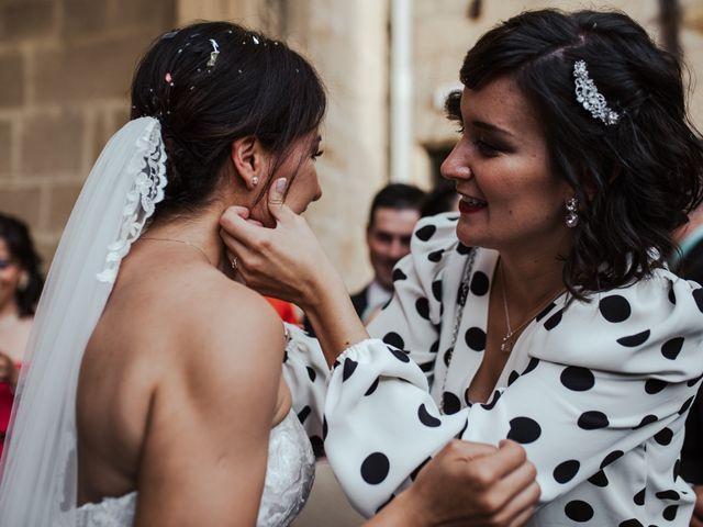 La boda de Ricardo y Eva en Santa Gadea Del Cid, Burgos 72