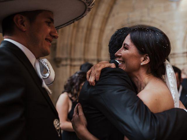La boda de Ricardo y Eva en Santa Gadea Del Cid, Burgos 74