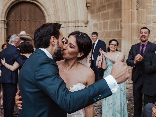 La boda de Ricardo y Eva en Santa Gadea Del Cid, Burgos 78
