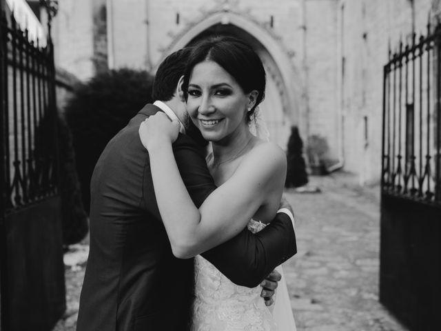 La boda de Ricardo y Eva en Santa Gadea Del Cid, Burgos 84