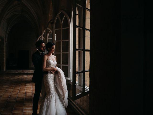 La boda de Ricardo y Eva en Santa Gadea Del Cid, Burgos 85