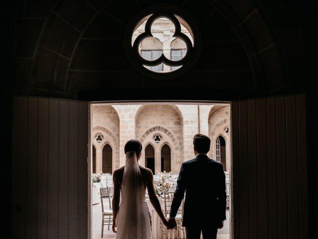 La boda de Ricardo y Eva en Santa Gadea Del Cid, Burgos 2