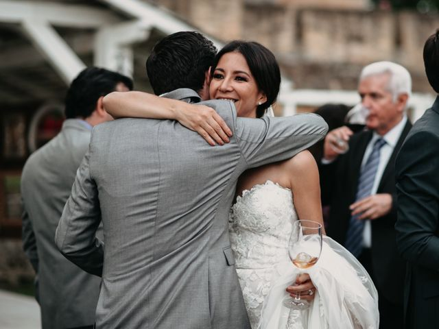 La boda de Ricardo y Eva en Santa Gadea Del Cid, Burgos 100