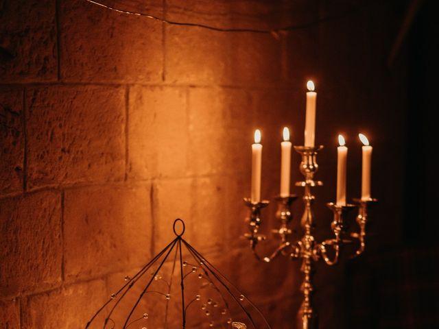 La boda de Ricardo y Eva en Santa Gadea Del Cid, Burgos 112