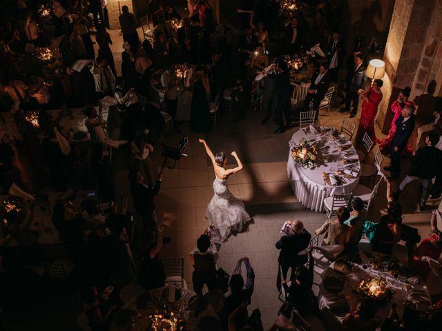 La boda de Ricardo y Eva en Santa Gadea Del Cid, Burgos 115