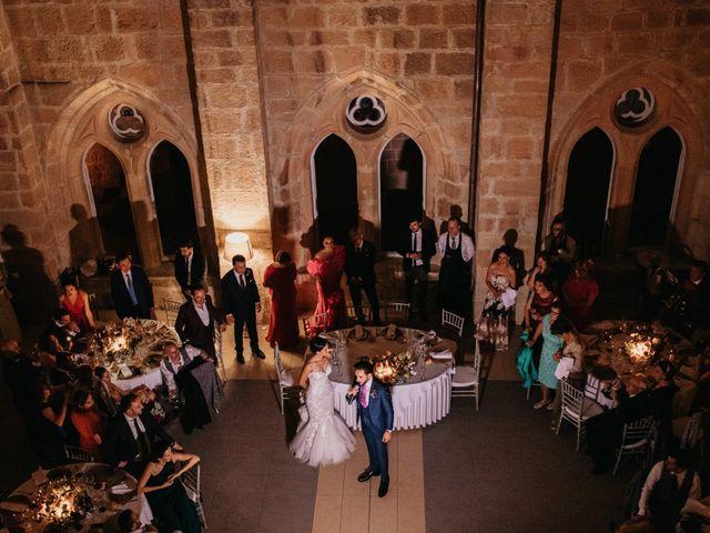 La boda de Ricardo y Eva en Santa Gadea Del Cid, Burgos 117