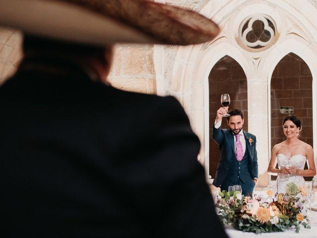 La boda de Ricardo y Eva en Santa Gadea Del Cid, Burgos 118
