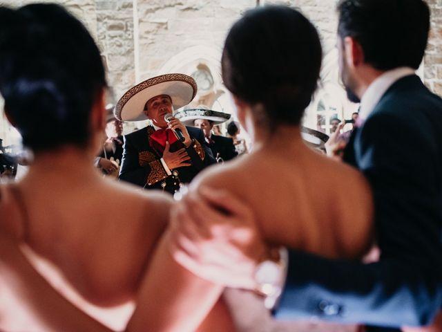 La boda de Ricardo y Eva en Santa Gadea Del Cid, Burgos 119