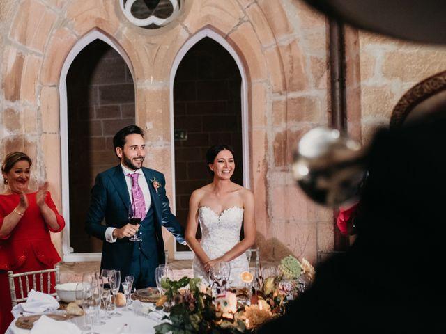 La boda de Ricardo y Eva en Santa Gadea Del Cid, Burgos 120