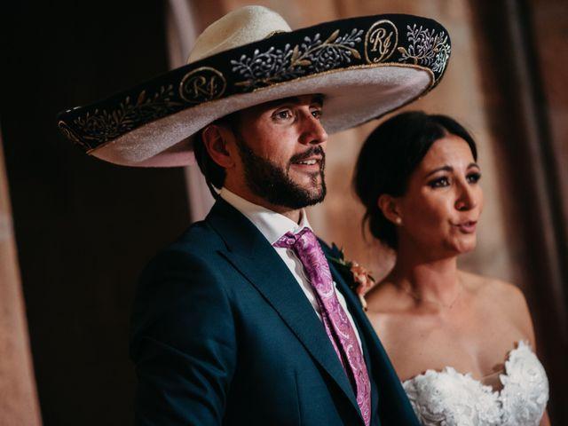 La boda de Ricardo y Eva en Santa Gadea Del Cid, Burgos 122