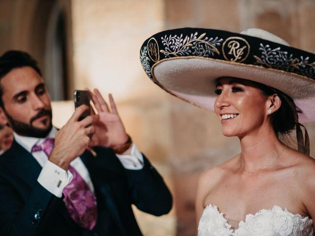 La boda de Ricardo y Eva en Santa Gadea Del Cid, Burgos 123