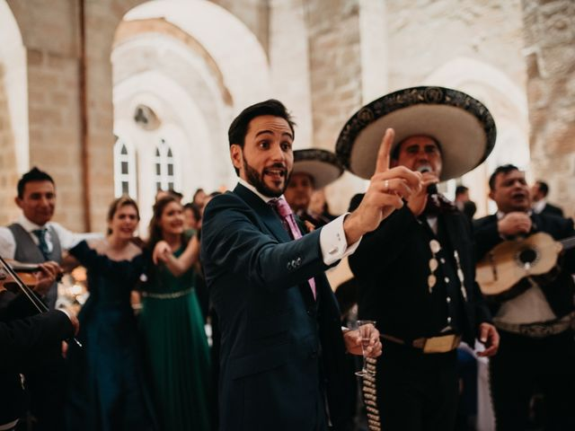 La boda de Ricardo y Eva en Santa Gadea Del Cid, Burgos 125