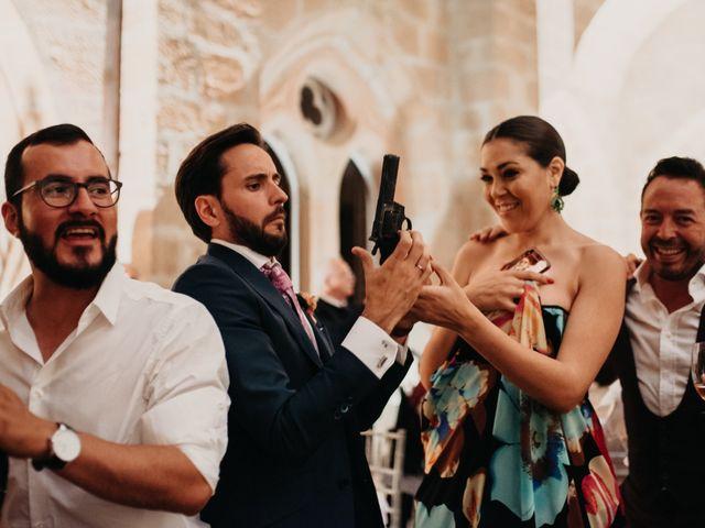 La boda de Ricardo y Eva en Santa Gadea Del Cid, Burgos 127