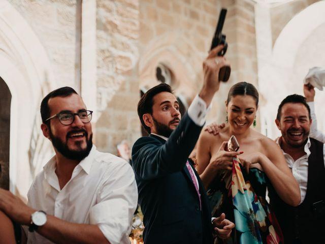 La boda de Ricardo y Eva en Santa Gadea Del Cid, Burgos 128