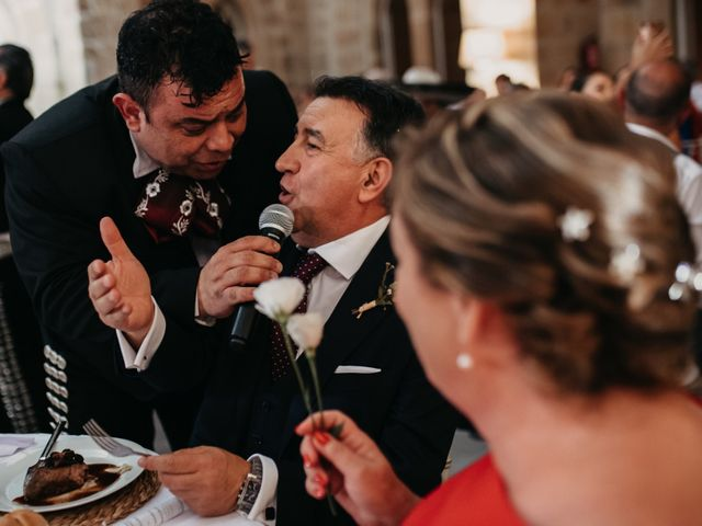La boda de Ricardo y Eva en Santa Gadea Del Cid, Burgos 131