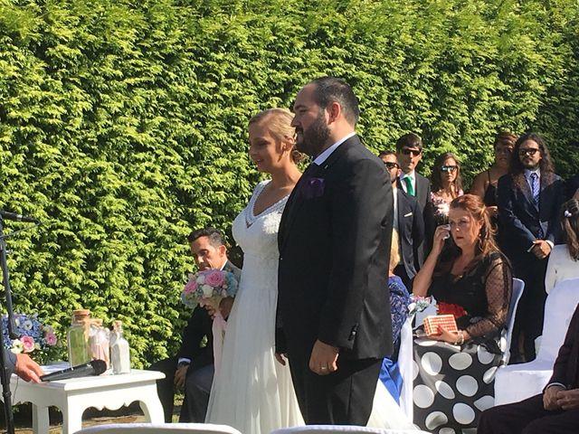 La boda de Gloria María y Daniel