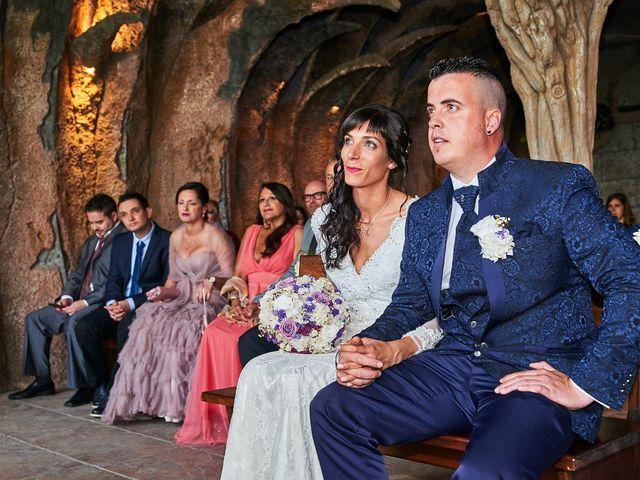 La boda de Jesús y María en Sentmenat, Barcelona 33
