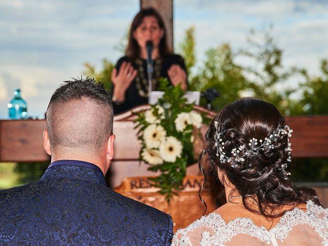 La boda de Jesús y María en Sentmenat, Barcelona 34