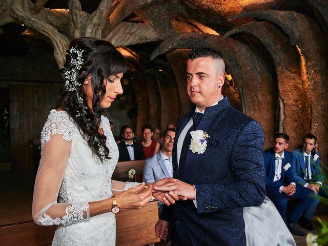 La boda de Jesús y María en Sentmenat, Barcelona 38