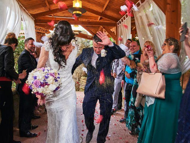 La boda de Jesús y María en Sentmenat, Barcelona 44